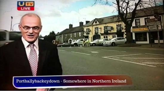Portballybackeydown - Somewhere in