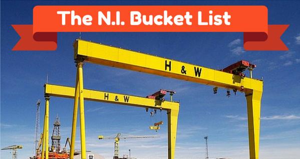 The N.I. Bucket List