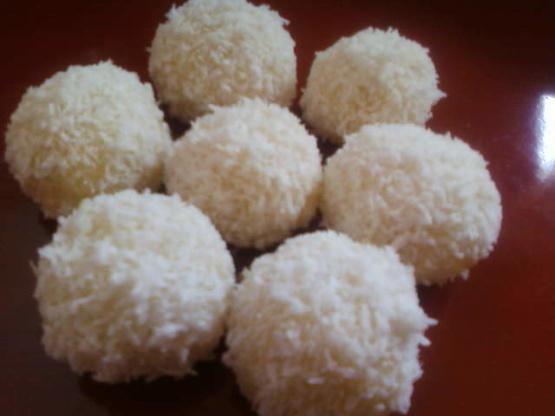 snowball buns