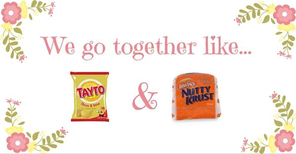 We go together like...